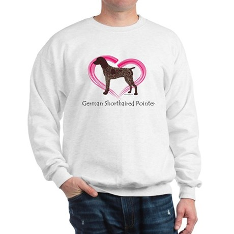 Heart My GSP Sweatshirt