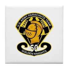 SSI-U.S. Army Parachute Team (Golden Knights) Tile