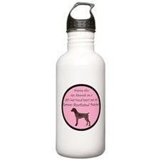 GSP - Girls Best Friend Water Bottle