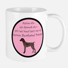 GSP - Girls Best Friend Mug
