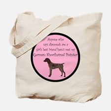 GSP - Girls Best Friend Tote Bag