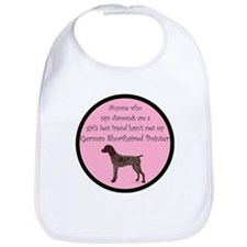 GSP - Girls Best Friend Bib