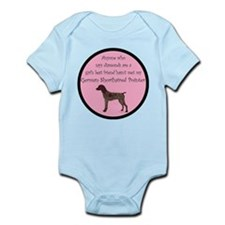 GSP - Girls Best Friend Infant Bodysuit