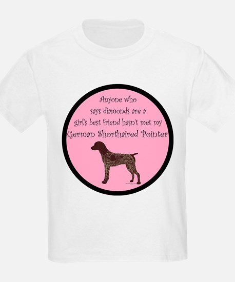 GSP - Girls Best Friend T-Shirt