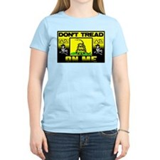 """Don't Tread On Me"" Light T-Shirt"