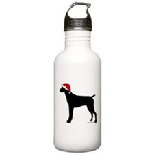GSP Santa Water Bottle