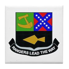 DUI - Ranger School Tile Coaster