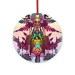 pandemonium Ornament (Round)