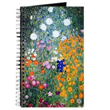 Klimt - Flower Garden Journal