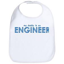 My Daddy is an Engineer Bib