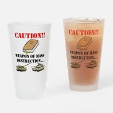 K.A.A.O.S Drinking Glass