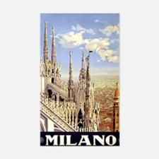 Milano Italia Decal