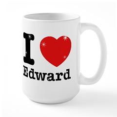 I love Edward Mug