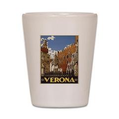 Verona Italia Shot Glass