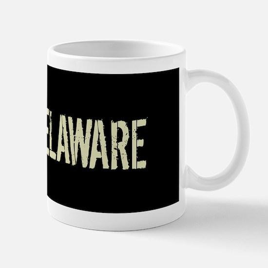 Black Flag: Delaware Mug
