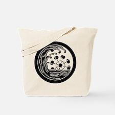 maru ni namini tuchi kuruma Tote Bag