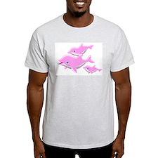I Like Dolphin (2( T-Shirt