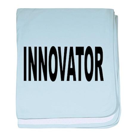 Innovator baby blanket