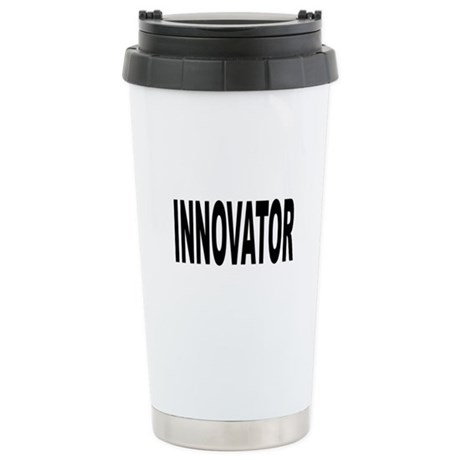Innovator Stainless Steel Travel Mug