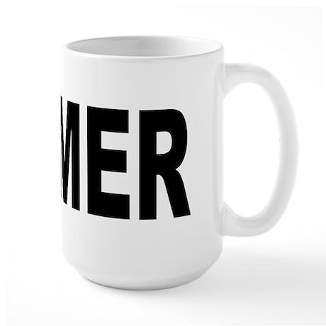 Farmer Large Mug