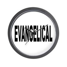 Evangelical Wall Clock