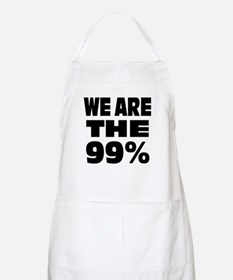 We are the 99% Apron