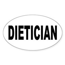 Dietician Decal