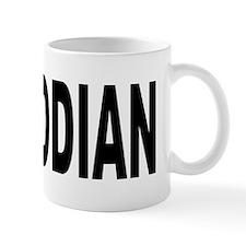 Custodian Mug