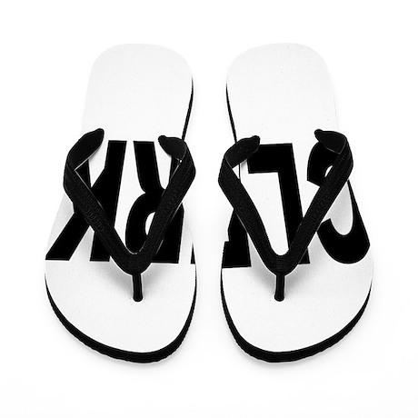 Clerk Flip Flops
