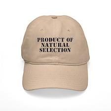 Product Of Natural Selection Baseball Cap