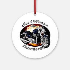 Triumph Thunderbird Ornament (Round)