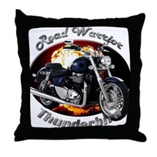 Triumph Thunderbird Throw Pillow