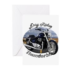 Triumph Thunderbird Greeting Cards (Pk of 20)