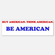 Buy AmericanBumper Bumper Sticker
