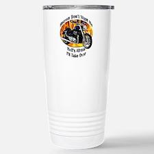 Triumph Thunderbird Stainless Steel Travel Mug
