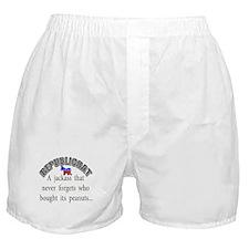 Republicrat Boxer Shorts