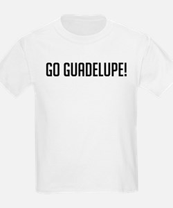 Go Guadelupe! Kids T-Shirt