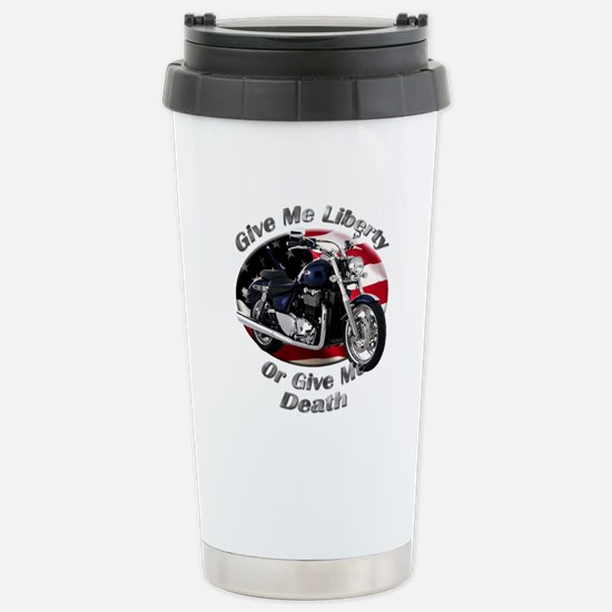 Triumph Thunderbird Stainless Steel Travel Mug