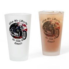 Triumph Thunderbird Drinking Glass