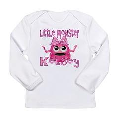 Little Monster Kelsey Long Sleeve Infant T-Shirt