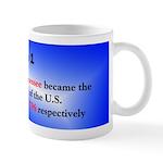 Mug: Kentucky and Tennessee became the 15th and 16
