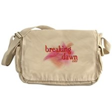 Breaking Dawn Abstract Messenger Bag