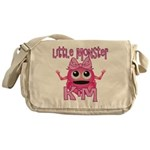 Little Monster Kim Messenger Bag