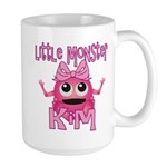 Little Monster Kim Large Mug