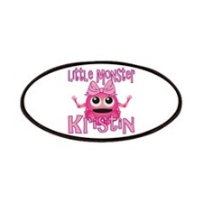 Little Monster Kristin Patches