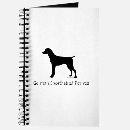 German Shorthaired Pointer Journal