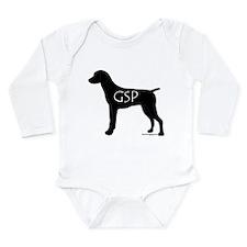 GSP Long Sleeve Infant Bodysuit