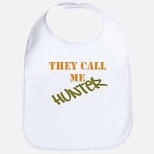 They Call Me Hunter Bib