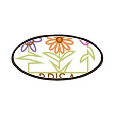 Brisa with cute flowers Patches