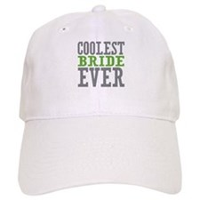 Coolest Bride Baseball Cap